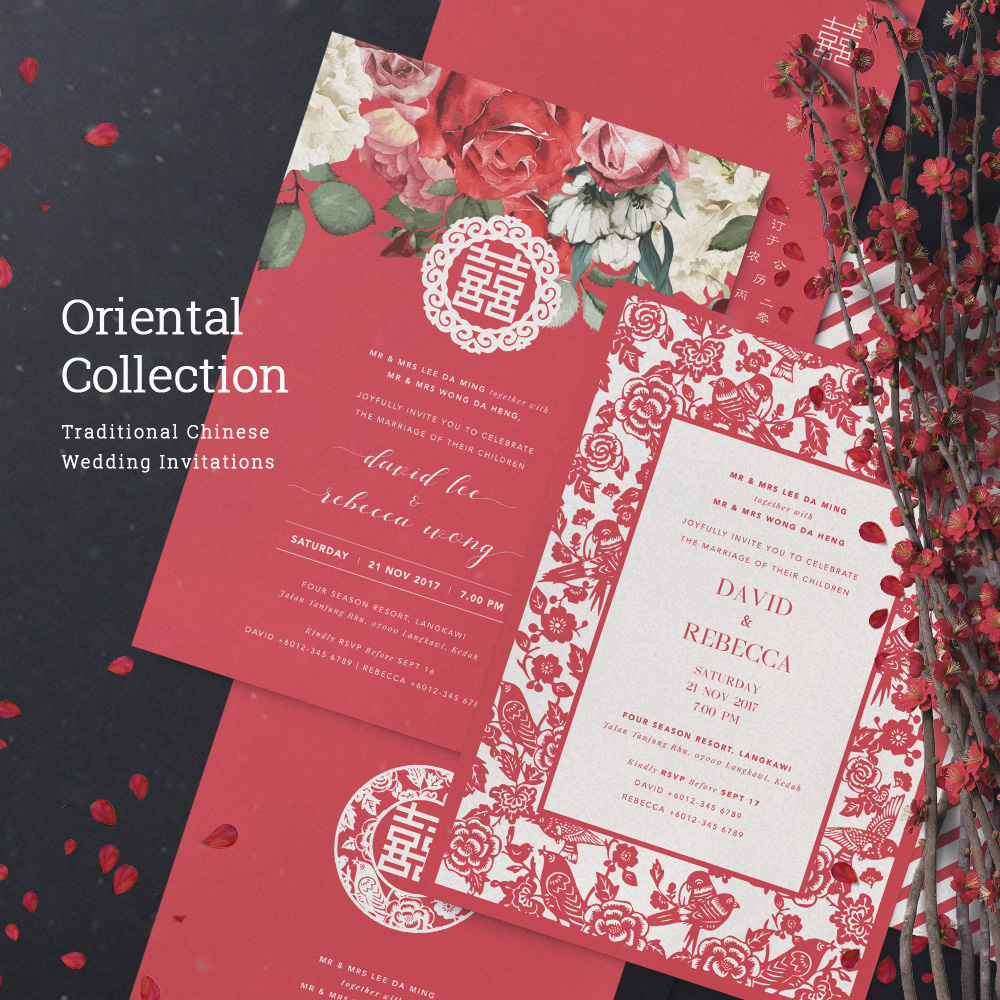 The Paperpapers - Wedding Invitation Malaysia